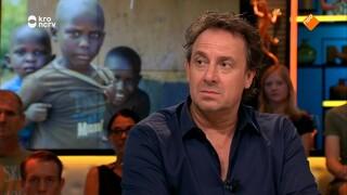 Al twintig jaar is Marco Borsato met veel toewijding ambassadeur van War Child