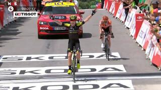 Sensationele winst Van Vleuten in La Course