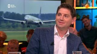 Het afzetten van reizigers op Schiphol gaat geld kosten, Jan Paternotte en Yteke de Jong geven hun mening