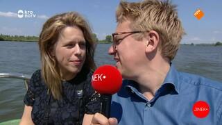 Op pad met minister Carola Schouten