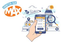 Groeten Van Max - Nieuwe Regels Voor Pakketreizen