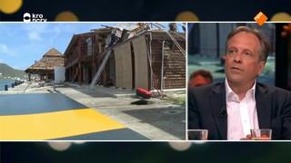 Alexander Pechtold over uitspraken Blok en naweeën van orkaan Irma in Sint- Maarten