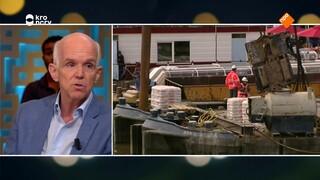Martijn Koning en Geert Dales over de Amsterdamse Noord/Zuidlijn die eindelijk geopend wordt