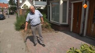 Verhoogde kans op verzakkende huizen door droogte