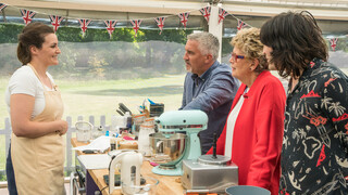 The Great British Bake Off Patisserie