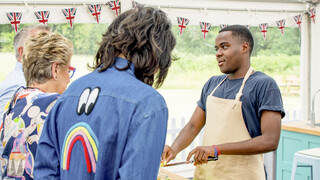 The Great British Bake Off Vergeten baksels