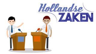 Hollandse Zaken - Waar Is De Gulden Middenweg In Het Debat?