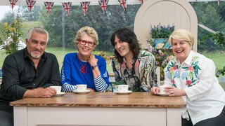 The Great British Bake Off Finale