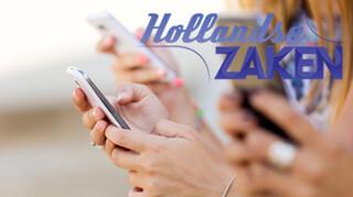 Hollandse Zaken - Zijn We Verslaafd Aan De Mobiele Telefoon?