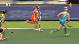 NOS Studio Sport NOS Sport: Hockey WK vrouwen