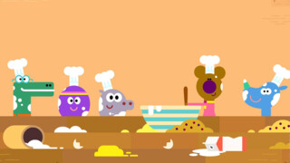 Hoi Duggee De wordsnelweerbetersticker