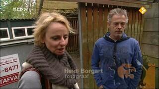 Vals plat Martin Dikkeboom en Samira Broers
