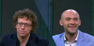 VPRO Boeken Arnon Grunberg en Jaap Robben
