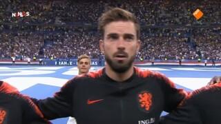 NOS Voetbal Nations League Frankrijk - Nederland