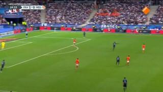 Nos Voetbal Nations League - Nederland - Duitsland Nabeschouwing