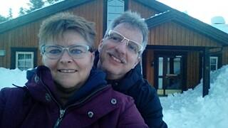 Ik Vertrek Benny en Andrea, Noorwegen
