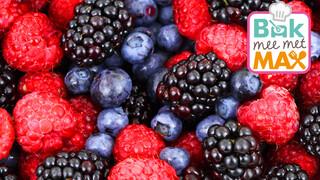 Bak mee met MAX Pavlova met rood fruit en advocaat