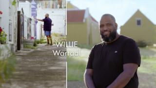 Verborgen verleden Willie Wartaal