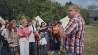 Brugklas Schoolkamp - Naar Drenthe