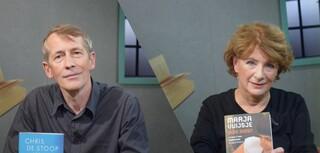 VPRO Boeken Chris de Stoop en Marja Vuijsje