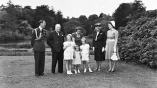 Andere tijden 2016 Winston Churchill: I am a European