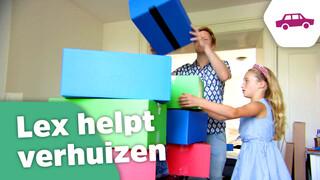 Kinderen voor Kinderen Pakt Uit Aflevering 2: Faye gaat verhuizen met Lex & Kinderboekenbal