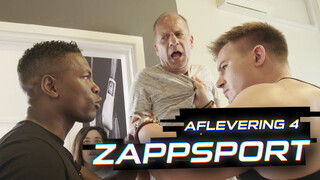 Zappmissie: Lost In The Game - Zappsport