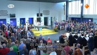 Eucharistieviering Heiligverklaring paus Paulus VI en Oscar Romero