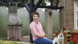 Boer zoekt Vrouw Steffi's eerste logeerdag in het kort
