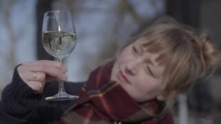 Voor de vorm Wijnglas