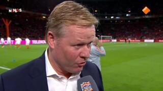 NOS Voetbal Nations League Nederland - Duitsland voorbeschouwing