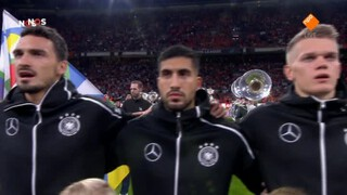 NOS Voetbal Nations League Nederland - Duitsland eerste helft