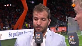 NOS Voetbal Nations League Nederland - Duitsland wedstrijdanalyse