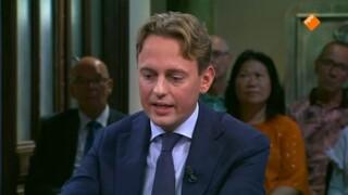 Buitenhof Antony Burgmans, Diederik Samsom