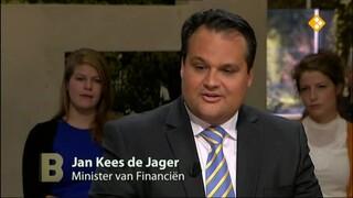 Buitenhof Jan Kees de Jager, Sjoerd Rodenhuis