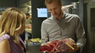 Keuringsdienst van waarde Gerijpt vlees