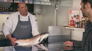 Keuringsdienst van waarde Dode vis