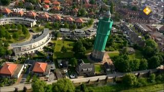 Hoop of sloop Watertoren Leerdam