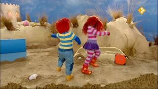 Het Zandkasteel Groot en klein