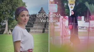 Verborgen verleden Georgina Verbaan
