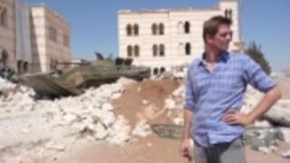 Nieuwe buren: Syrië