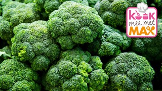 Kook Mee Met Max - Aziatische Broccoli Met Hollandse Garnaaltjes