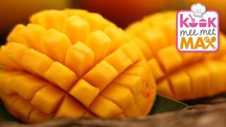 Kook Mee Met Max - Maaltijdsamosa Met Yoghurt-mangosaus