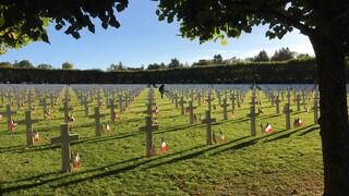 Andere tijden 2016 Stille getuigen - 100 jaar na de Eerste Wereldoorlog