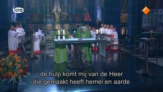 Eucharistieviering Eurovisieviering Allerheiligen vanuit Diksmuide, België
