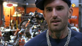Ben Saunders in New Orleans