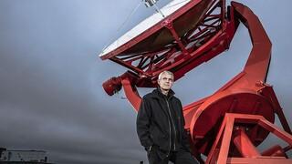 Andries en de wetenschappers Heino Falcke