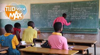 Tijd voor MAX Onderwijs, de kans van je leven