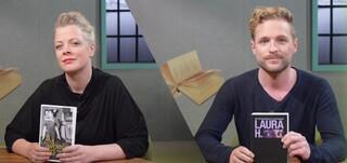 VPRO Boeken Hanneke Hendrix en Thomas Rueb