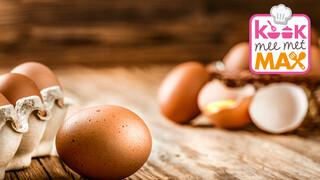 Kook Mee Met Max - Rijstomelet Met Zoetzure Groenten
